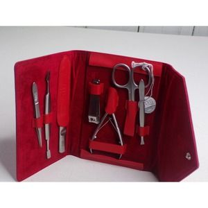 Nippes Solingen 7 Piece Manicure Set NWT